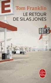 Le retour de silas jones - Couverture - Format classique