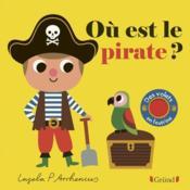 Où est le pirate ? - Couverture - Format classique