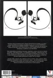 Juan Mayorga: filosofia y religión - 4ème de couverture - Format classique