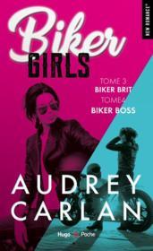 Biker girls ; INTEGRALE VOL.2 ; T.3 ET T.4 ; biker Brit, biker Boss - Couverture - Format classique