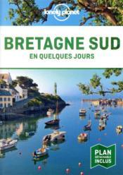 Bretagne sud en quelques jours 1ed - Couverture - Format classique