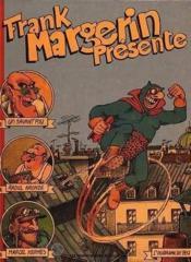 Frank Margerin Presente - Couverture - Format classique