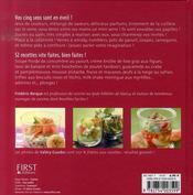 Mini verres, maxi délices ! - 4ème de couverture - Format classique