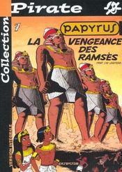 La Vengeance Des Ramses - Intérieur - Format classique