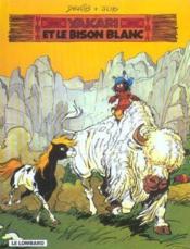 Yakari t.2 ; yakari et le bison blanc - Couverture - Format classique
