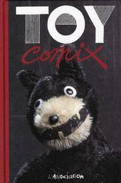 Toy Comix - Intérieur - Format classique