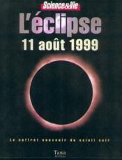 Coffret L'Eclipse Du 11 Aout 1999 - Couverture - Format classique