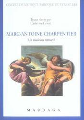 Marc Antoine Charpentier Un Musicien Retrouve - Intérieur - Format classique