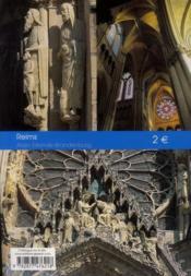 Reims - 4ème de couverture - Format classique