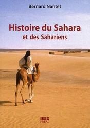 Histoire du Sahara et des sahariens - Intérieur - Format classique