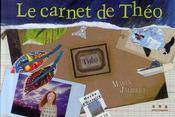 Le carnet de théo - Intérieur - Format classique