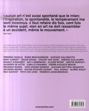Impressionisme - 4ème de couverture - Format classique