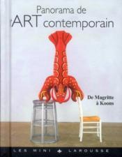 telecharger Panorama de l'art contemporain livre PDF/ePUB en ligne gratuit