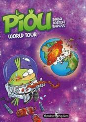 Le piou t.3 ; world tour - Couverture - Format classique