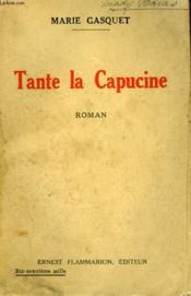 Tante La Capucine. - Couverture - Format classique