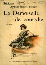 La Demoiselle De Comedie. Collection : Select Collection N° 131 - Couverture - Format classique