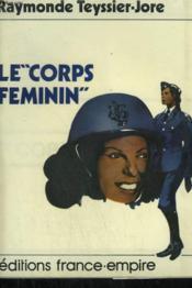 Le Corps Feminin. - Couverture - Format classique