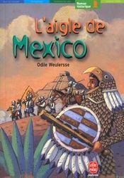 L'Aigle De Mexico - Intérieur - Format classique