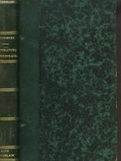 Etudes Sur La Litterature Contemporaine. Tome Ix. - Couverture - Format classique
