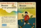Bennett et ses grenouilles - Couverture - Format classique