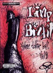 Limp bizkit ; three dollar bill yalls ; guitare tablatures - Intérieur - Format classique