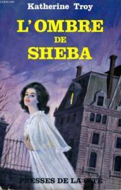 L'Ombre De Sheba - Couverture - Format classique