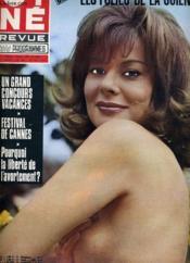 Cine Revue - Tele-Programmes - 51e Annee - N° 20 - The Devils - Couverture - Format classique