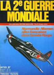 La 2° Guerre Mondiale N°59 - Couverture - Format classique