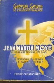 Un Devancier De L'Oeuvre De La Sainte-Enfance - Jean-Martin Mmoye - Couverture - Format classique