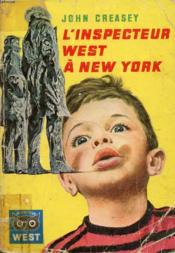 L'Inspecteur West A New York - Couverture - Format classique