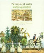 Parchemins et jardins - Couverture - Format classique