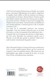 La galerie des jalousies T.1 - 4ème de couverture - Format classique