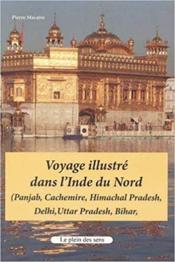Voyage illustré en Inde du Nord - Couverture - Format classique