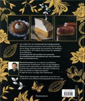 Scandaleusement décadent ; divines recettes de pâtisserie au summum de la gourmandise - 4ème de couverture - Format classique