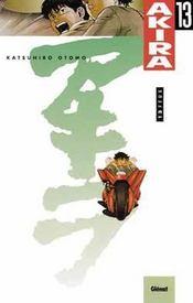 Akira - tome 13 - Intérieur - Format classique
