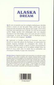 Alaska Dream - 4ème de couverture - Format classique