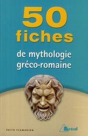 50 fiches de mythologie gréco-romaine - Intérieur - Format classique