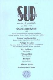 Charles Dobzynski - Intérieur - Format classique