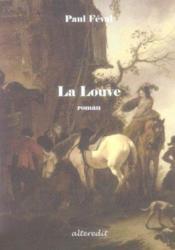 Louve (la) - Couverture - Format classique