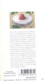 Petit almanach des plantes improbables & merveilleuses - 4ème de couverture - Format classique