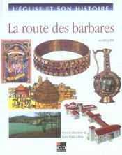 Route des barbares - Intérieur - Format classique