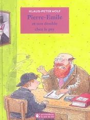 Pierre-Emile Et Son Double Chez Le Psy - Intérieur - Format classique