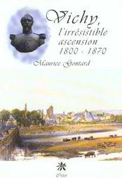 Vichy, l'irrésistible ascension, 1800-1870 - Intérieur - Format classique