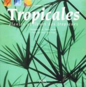 Tropicales - Couverture - Format classique