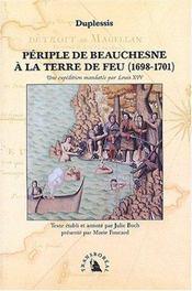 Periple De Beauchesne A La Terre De Feu - Intérieur - Format classique