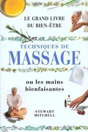Guide Complet Illustre Du Massage - Intérieur - Format classique