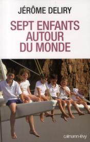 Sept enfants au tour du monde - Couverture - Format classique