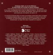 Cremes brulees et petites cremes - 4ème de couverture - Format classique