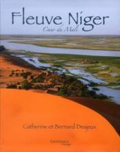 Fleuve Niger ; coeur du Mali - Couverture - Format classique