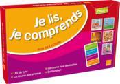 Jeux Educatifs ; Je Lis, Je Comprends ; Manipuler La Langue Ecrite - Couverture - Format classique